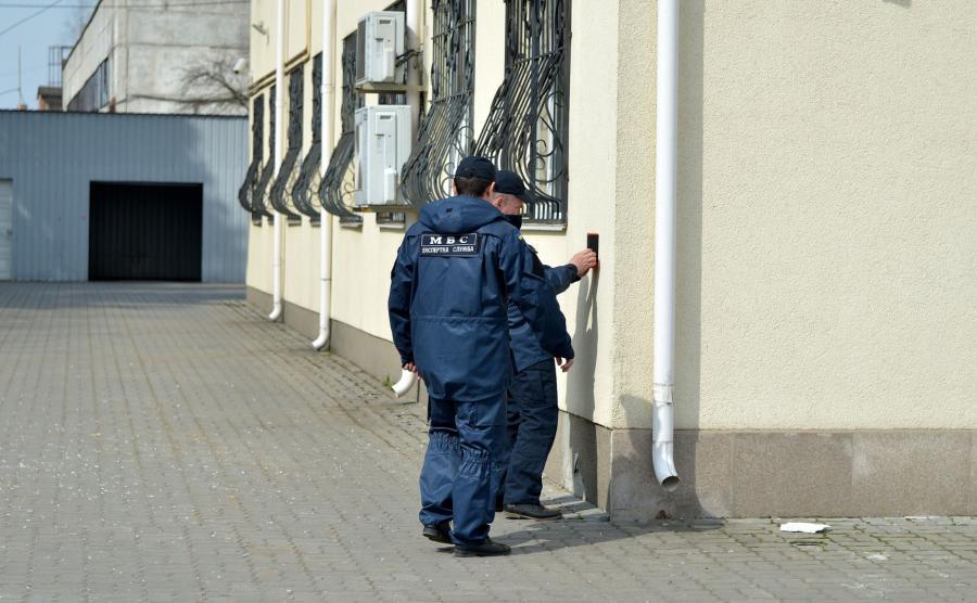 Eksperci przed konsulatem