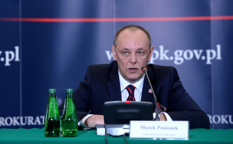 Prokurator Marek Pasionek