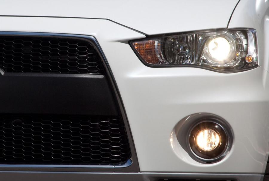Mitsubishi Outlander na nowo