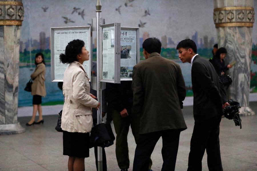 Północni Koreańczycy