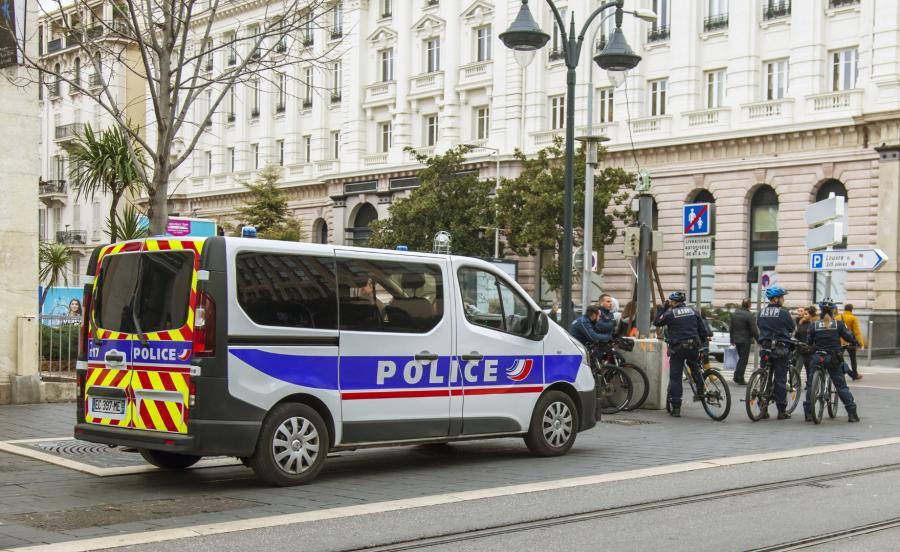 Fracuska policja