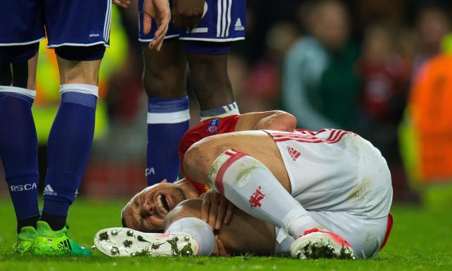 Koszmarna kontuzja Zlatana Ibrahimovica. Boli od samego patrzenia [FOTO]