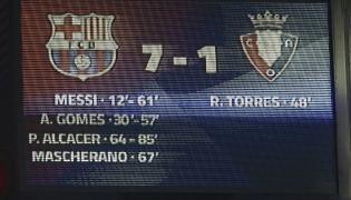 Barcelona - Osasuna
