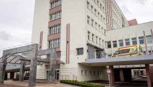 Wojskowy Szpital Kliniczny w Bydgoszczy, w którym leczony jest żużlowiec Tomasz Gollob