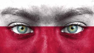 Polska, patriotyzm, flaga biało-czerwona