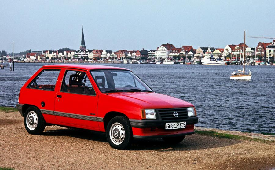 Opel corsa A - 1982-1993