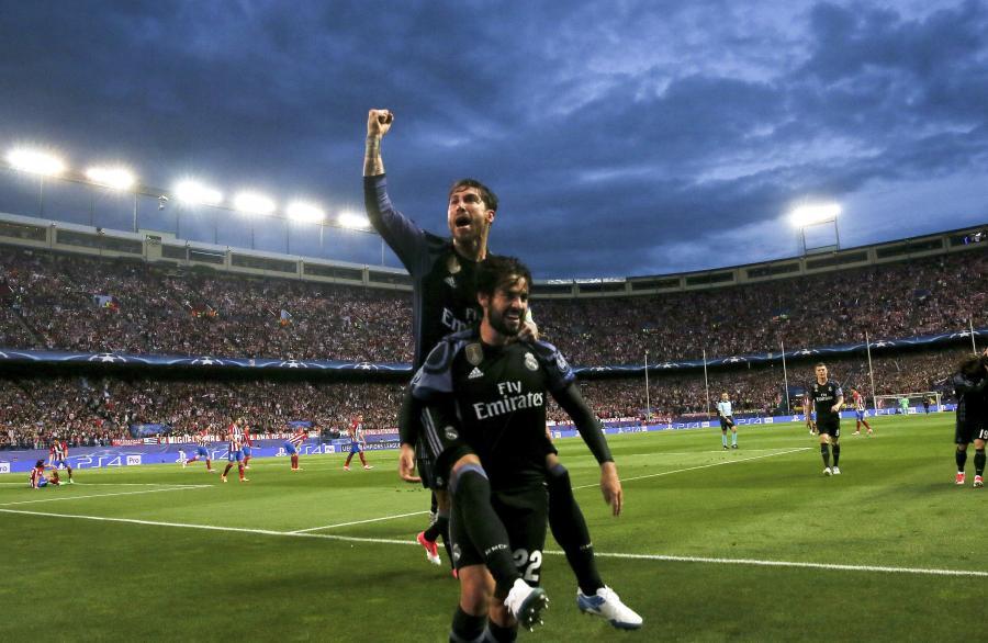 Isco i Sergio Ramos