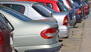 parking samochody