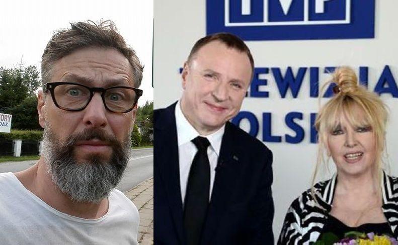 Szymon Majewski, Jacek Kurski i Maryla Rodowicz