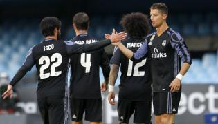 Piłkarze Realu Madryt