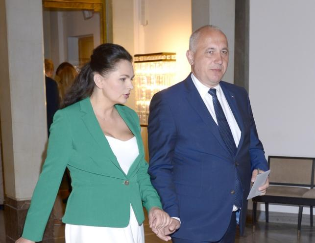 Arletta i Joachim Brudzińscy