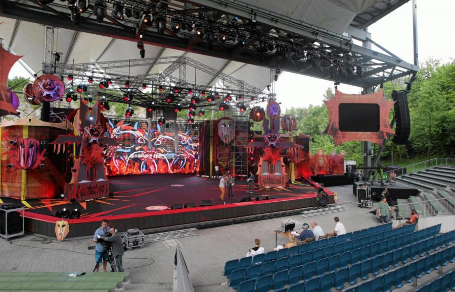 Amfiteatr w Kielcach