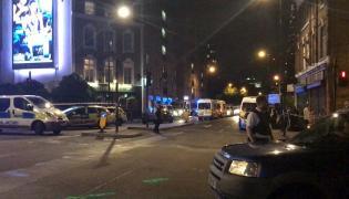 Incydent na moście London Bridge