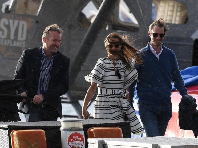 Pippa Middleton i James Matthews