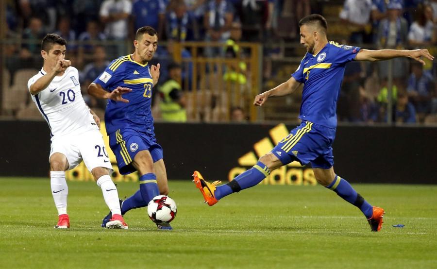Mecz Bośnia i Hercegowina - Grecja