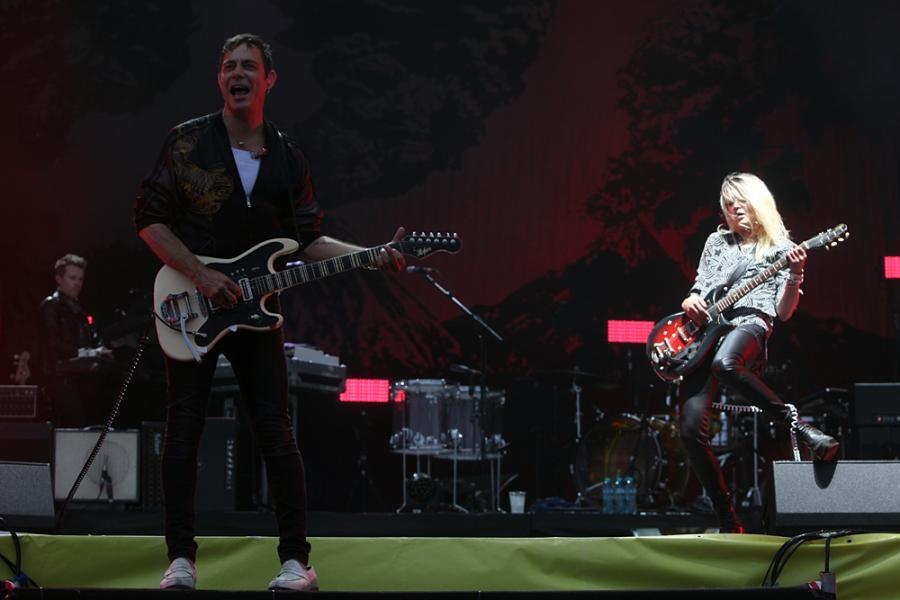 The Kills na Open'er Festival 2017; 29.06.2017