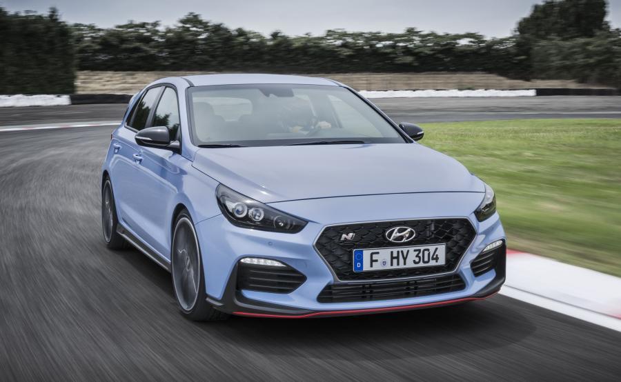 Hyundai i30 N ma wzmocnione sprzęgło