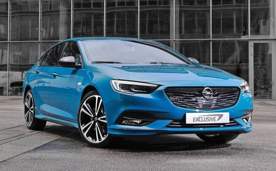 Insignia Grand Sport - ostatni nowy model Opla opracowany pod skrzydłami GM