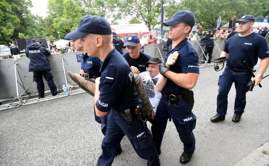 Interwencja policji