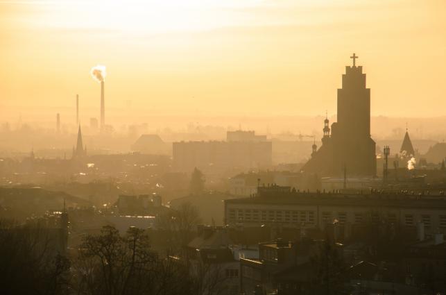 10. Zanieczyszczenia powietrza