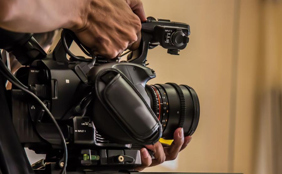 Operator kamery, kamera