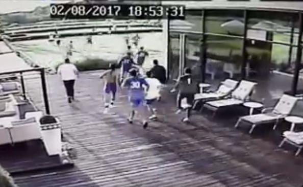 Polscy kibice napadli na piłkarzy z Izraela