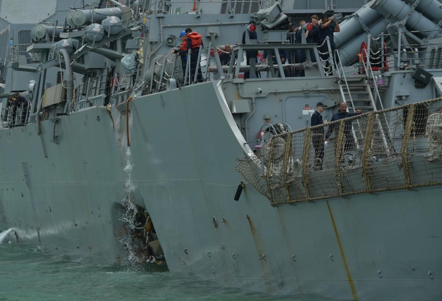 Niszczyciel US Navy