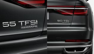 Audi wprowadza dodatkową klasyfikację modeli, ze względu na różne poziomy wydajności
