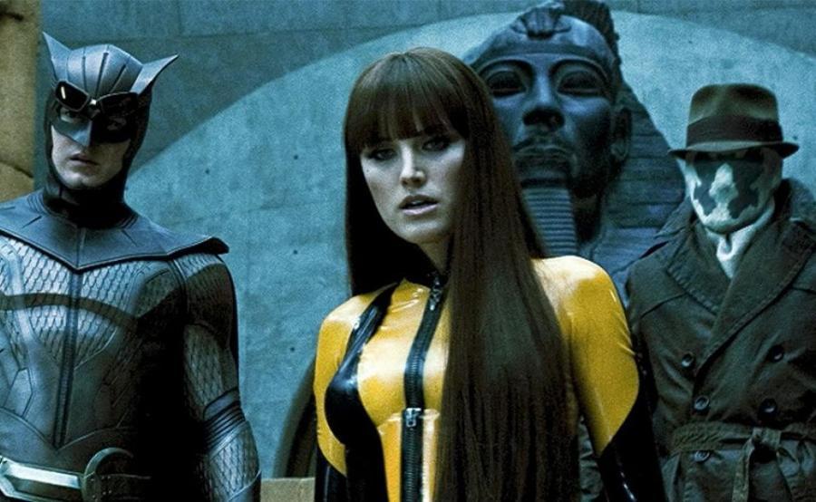 Watchmen. Strażnicy reż. Zack Snyder