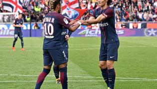 Neymar i Edinson Cavani