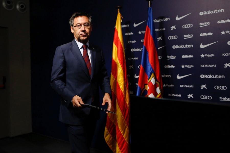 Prezydent Barcelony, Josep Maria Bartomeu