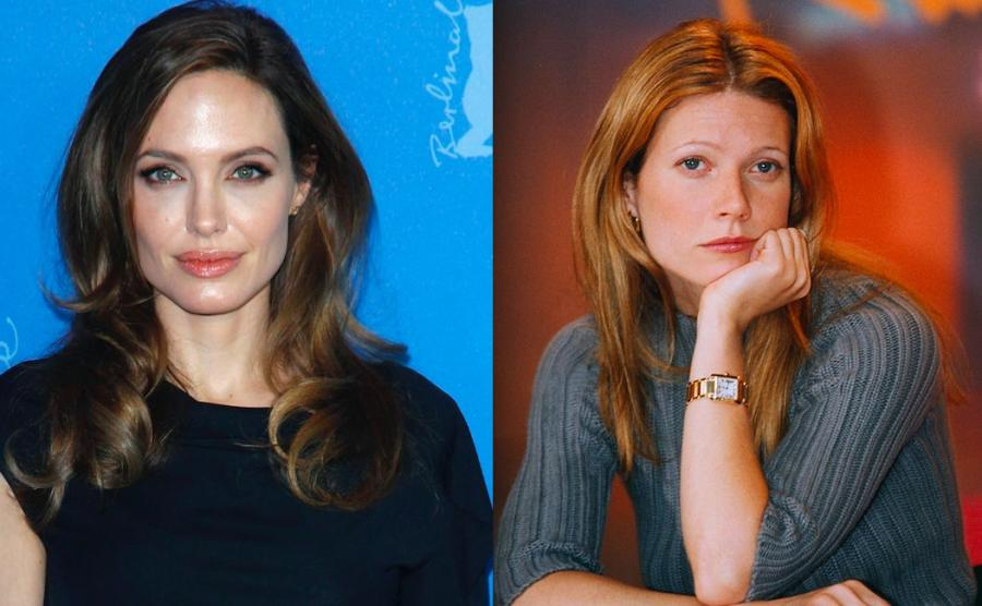 Angelina Jolie / Gwyneth Paltrow