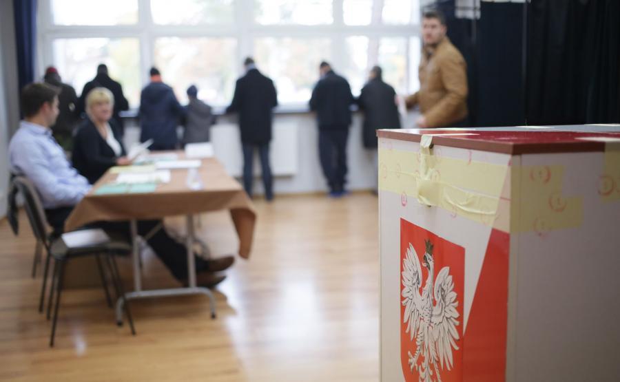 Głosowanie w Polsce
