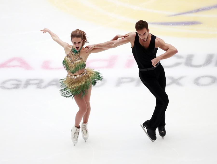 Gabriella Papadakis i Guillaume Cizeron