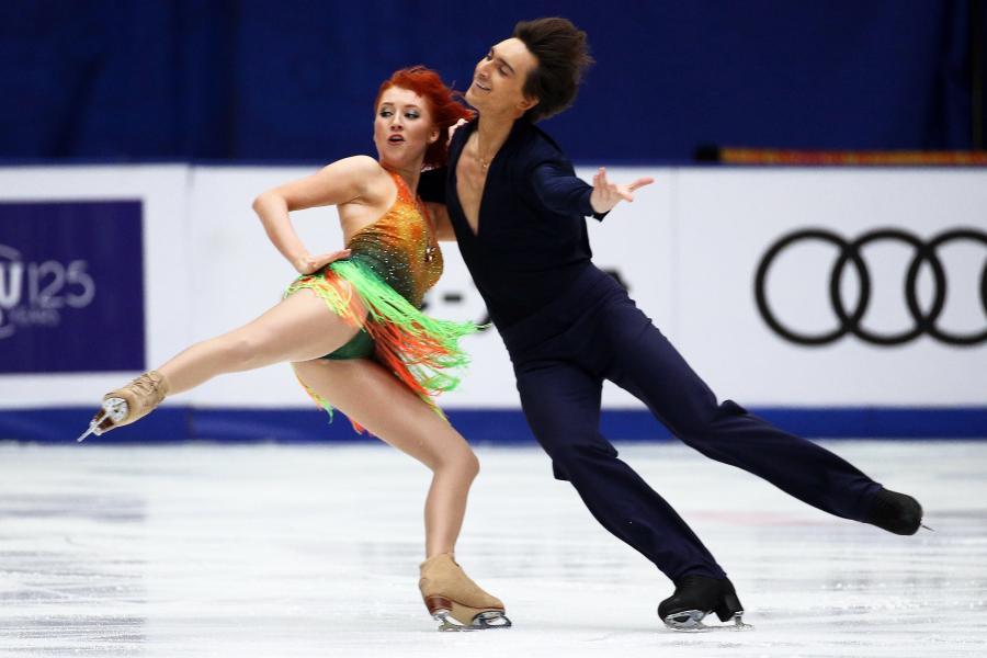Tiffani Zagorski i Jonathan Guerreiro