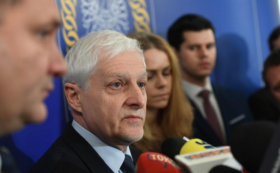 Przewodniczący Krajowej Rady Sądownictwa Dariusz Zawistowski