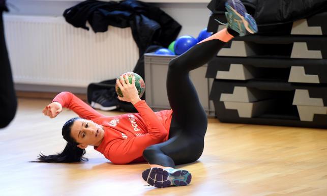 Zobacz, jak ćwiczą na siłowni polskie piłkarki ręczne [FOTO]