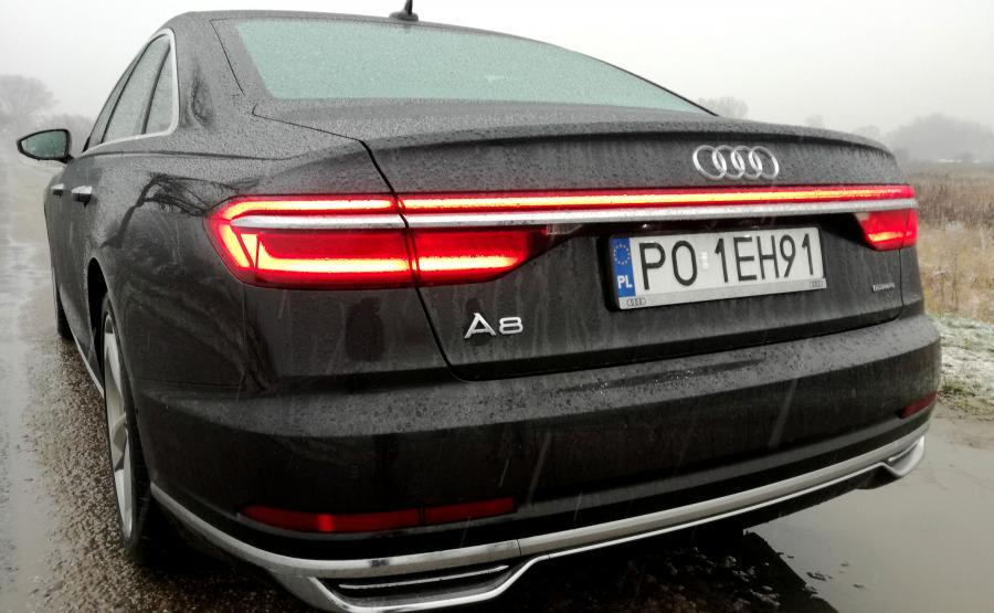 Audi A8 nowej generacji właśnie debiutuje na polskim rynku