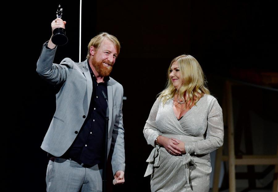 Dorota Kobiela i Hugh Welchman z europejskim Oscarem