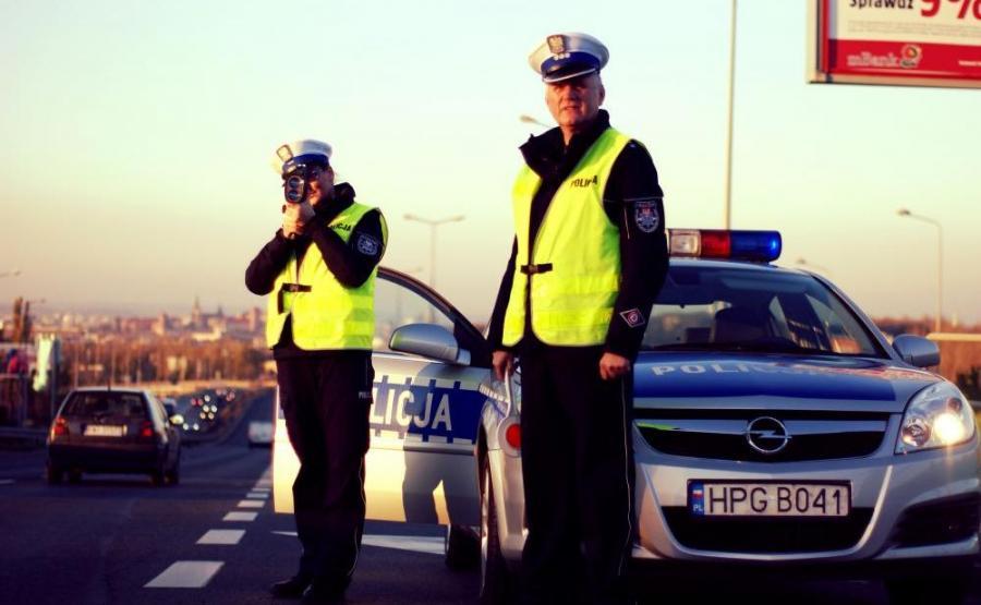 Małopolska policja