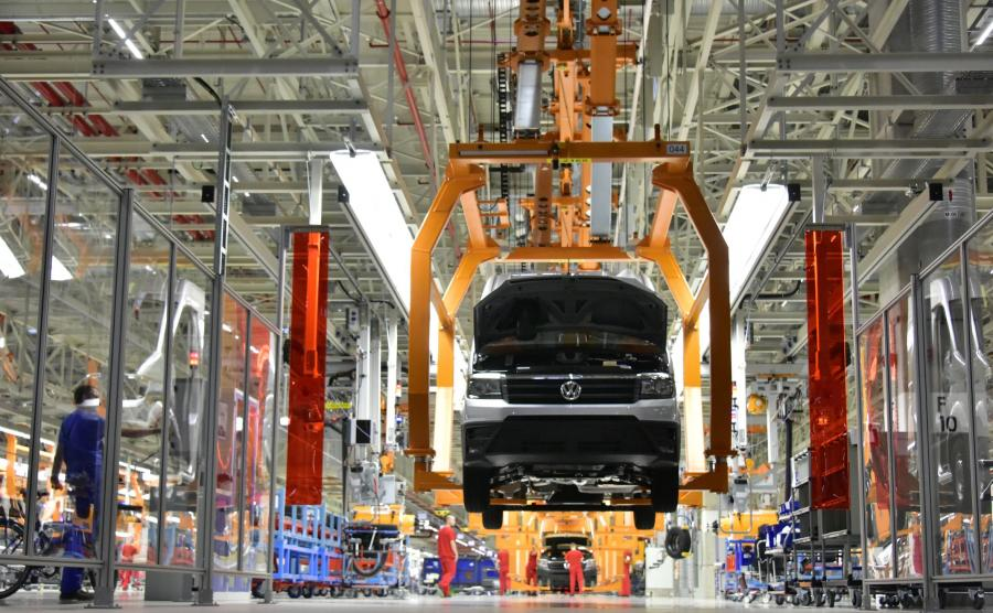 Volkswagen Crafter powstaje tylko w Polsce