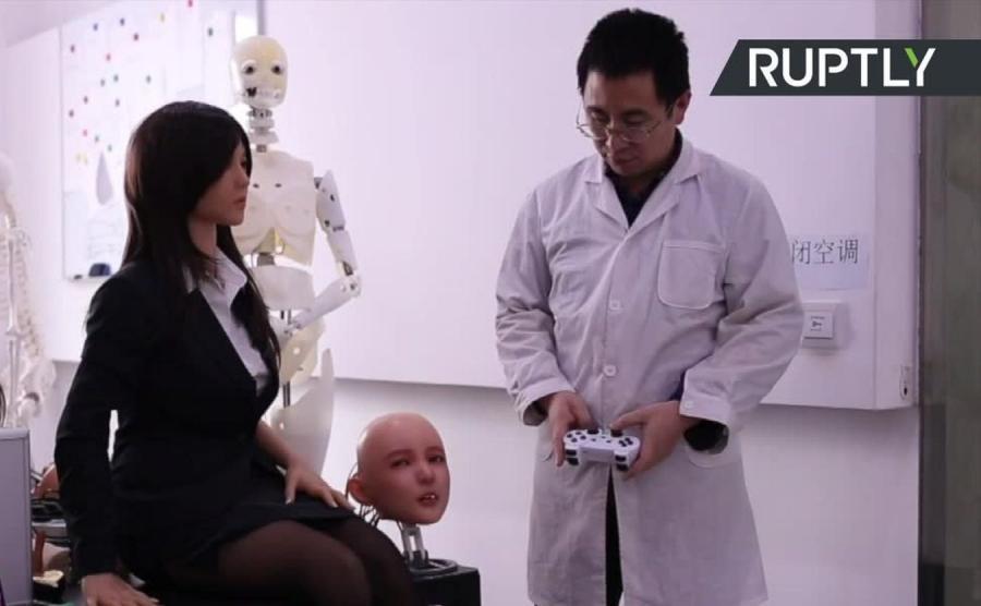 Seks-roboty