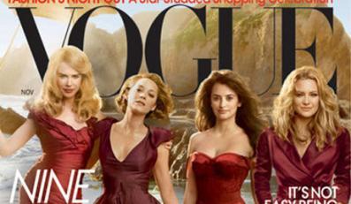 """Okładka """"Vogue"""" roi się od gwiazd"""