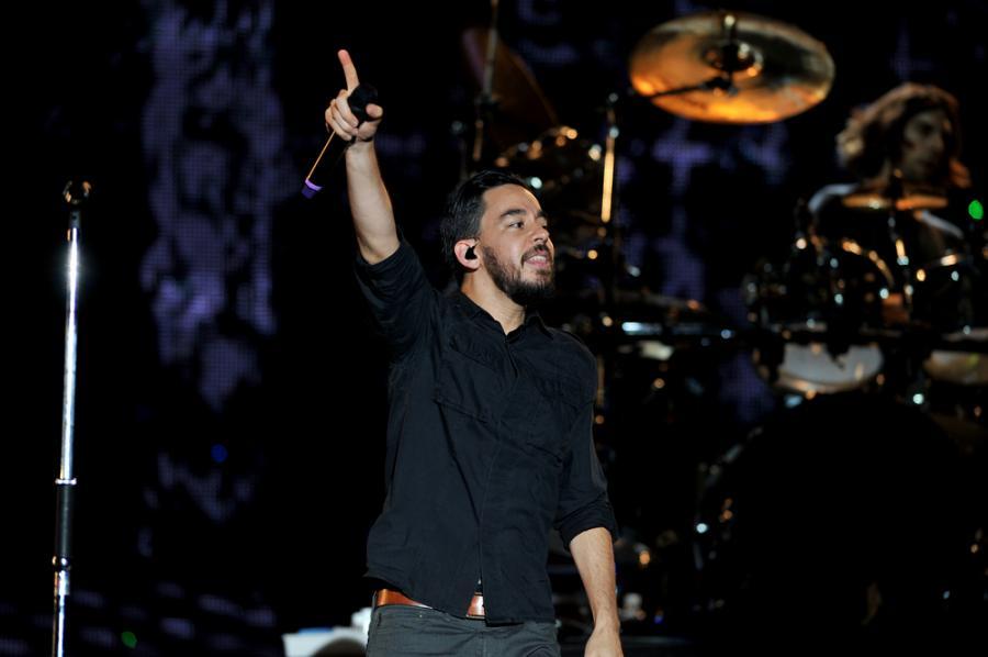 Mike Shinoda z Linkin Park