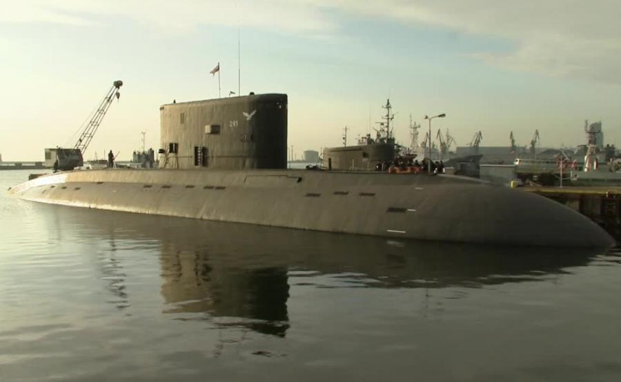 Polski okręt podwodny