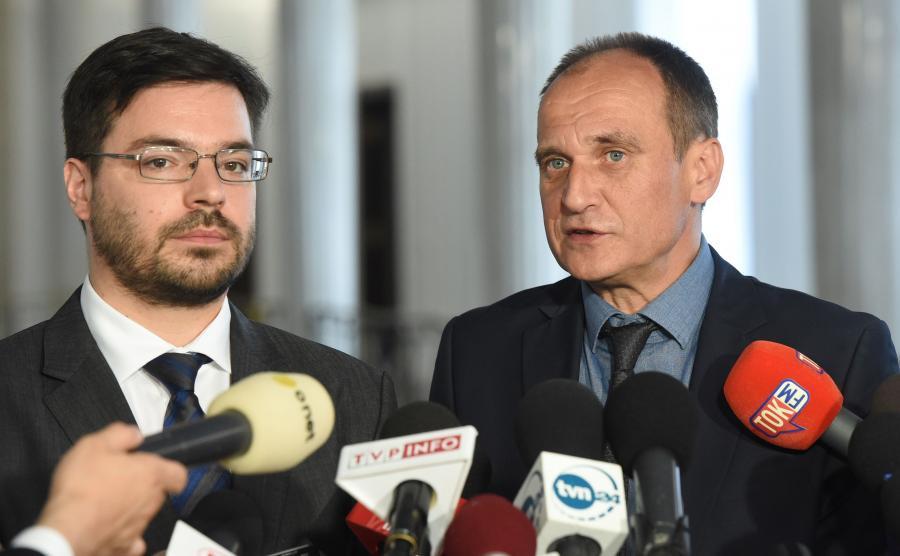 Stanisław Tyszka i Paweł Kukiz