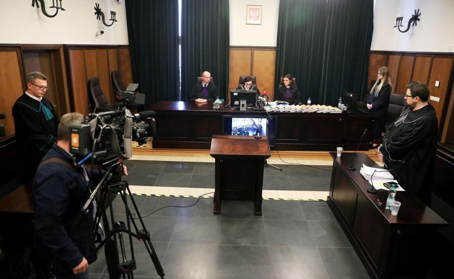 Sąd o katastrofie hali MTK