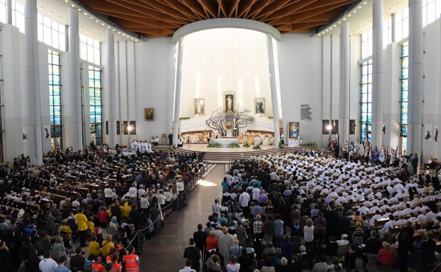 Msza św. połączona z uroczystością beatyfikacji prekursorki domowej opieki na chorymi Hanny Chrzanowskiej