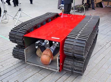 Specjalnie zaprojektowane, zdalnie sterowane roboty pomogą ratownikom w wydobywaniu ofiar trzęsień ziemi i pożarów