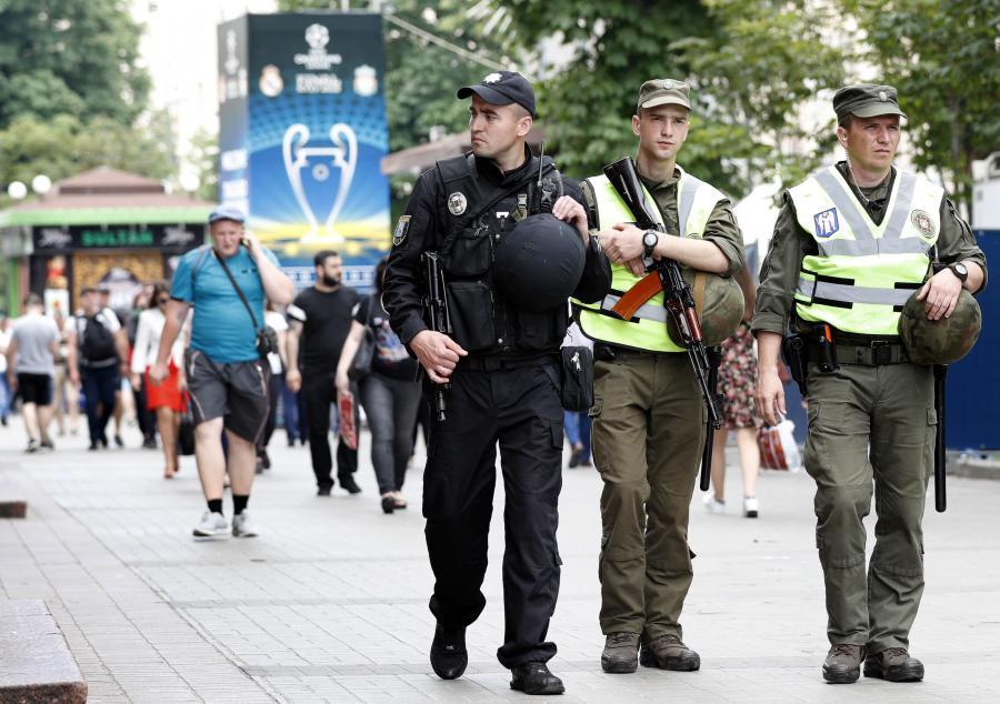 Fałszywy alarm bombowy w Kijowie